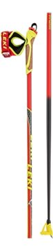 Produkt Leki HRC max F neonred/red-antracite-black-white-neonyellow unshortened/grip sep. 6434002 18/19