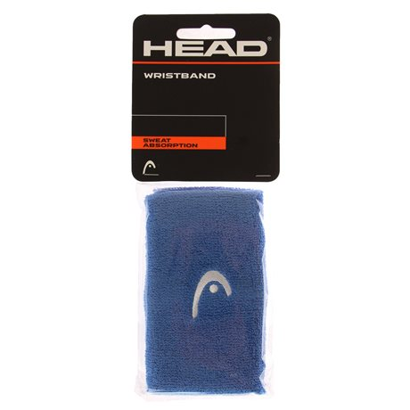 "HEAD  Wristband 5"" 2016 blue"