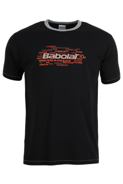 Produkt Babolat T-Shirt Boy Training Anthracite 2015