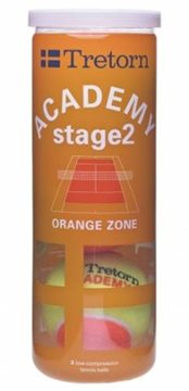 Produkt Tretorn Academy Orange X3