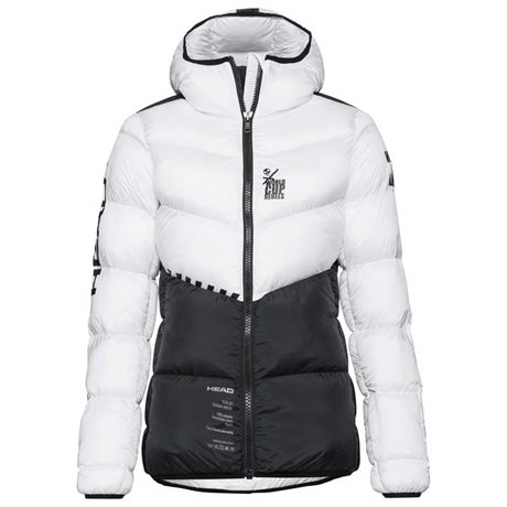 Head Rebels Star Jacket Women White/Black