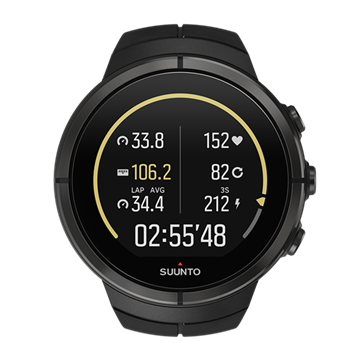 Produkt Suunto Spartan Ultra All Black Titanium