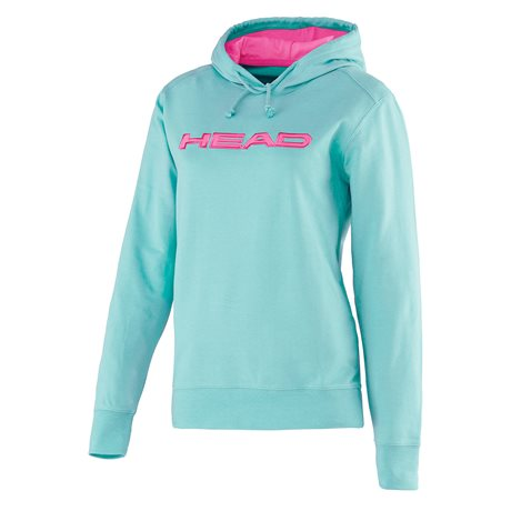 HEAD Hoody - Transition W Rosie Turquoise