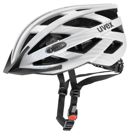 UVEX I-VO CC, WHITE CARBON LOOK MAT