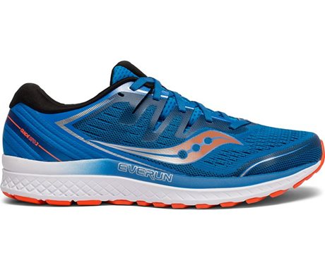 Saucony GUIDE ISO 2 Blue/Orange