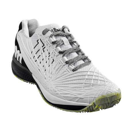 Wilson Kaos 2.0 Clay Men White