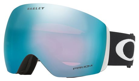 OAKLEY Flight Deck Matte Black w/PRIZM Snow Sapphire Iridium 19/20