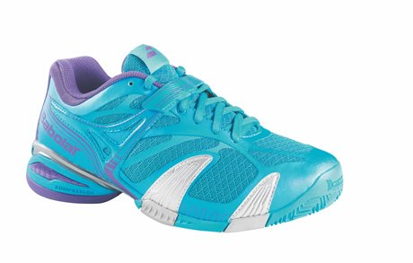 Babolat Propulse 4 Lady Clay Blue