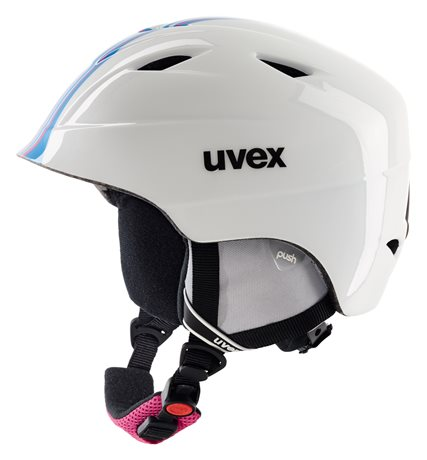 UVEX AIRWING 2 RACE white-pink S566192190 16/17