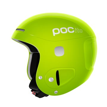 Produkt POC POCito Skull Fluorescent Yellow/Green Adjustable 18/19