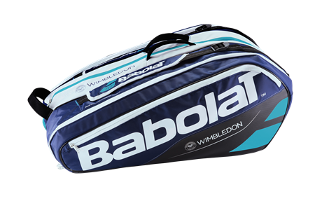 Babolat Pure Wimbledon Racket Holder X6 2017