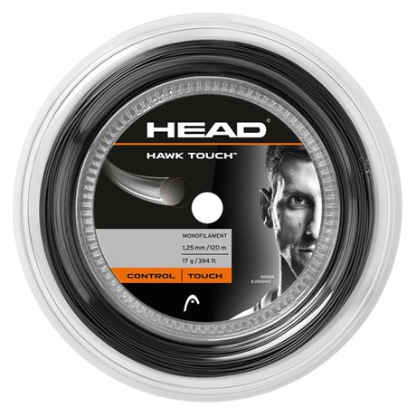 HEAD Hawk Touch 120m 1,25 Black