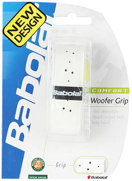 Produkt Babolat Woofer Grip white/blue
