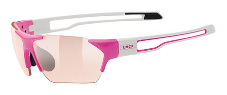 UVEX SGL 202 SMALL VARIO PINK WHITE