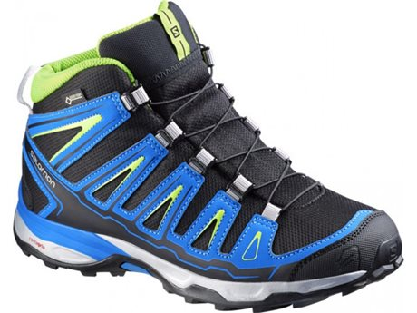 Salomon X-Ultra Mid GTX Junior 378711