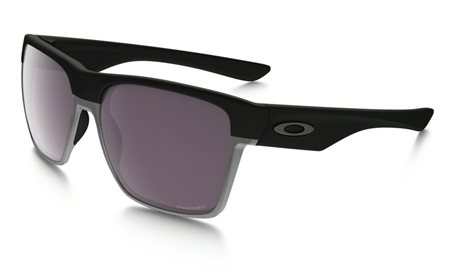 OAKLEY Two Face XL Matte Black w/ PRIZM Dly Polar