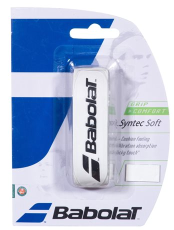 Babolat Syntec Soft Grip White