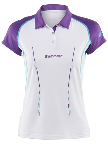 Babolat Polo Women Match Performance White