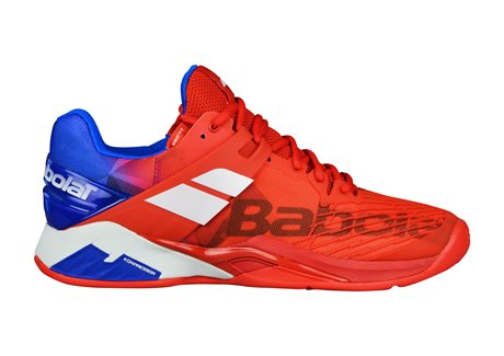 Babolat Propulse Fury Clay Men Red/Blue