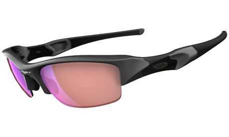 OAKLEY Flak Jacket Dark Grey/ G30 Iridium
