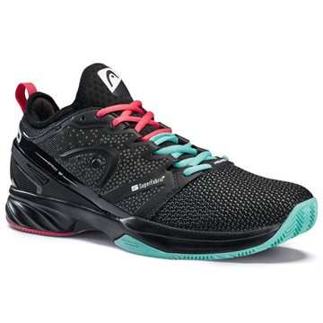 Produkt HEAD Sprint SF Clay Men Black/Teal 2020