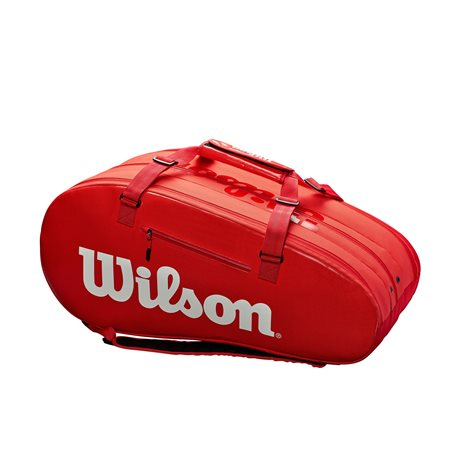 Wilson Super Tour 3 COMP Red 2019