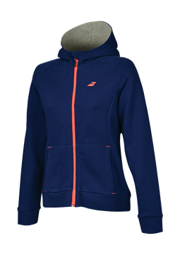 Produkt Babolat Hood Sweat Girl Core Estate Blue