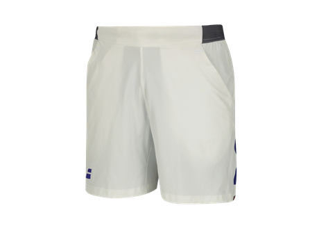 Babolat Performance Men Short 7 Wimbledon White