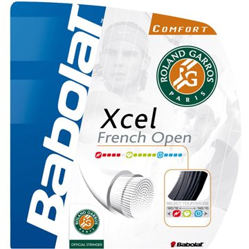 Produkt Babolat Xcel French Open Black 12m 1,25