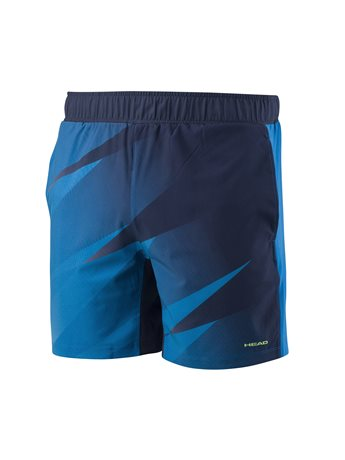 Head Vision Graphic Short Men Navy