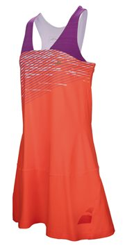 Produkt Babolat Racerback Dress Women Performance Fluo Red 2017