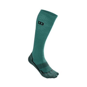 Produkt Wilson W Amplifeel Knee Sock Green