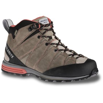 Produkt Dolomite Diagonal Pro Mid GTX Women Grey/Red
