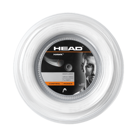 HEAD Hawk 200m 1,25 White