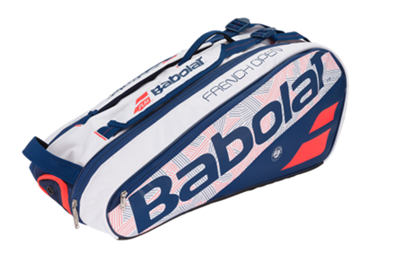 Babolat Racket Holder X6 Pure French Open 2018