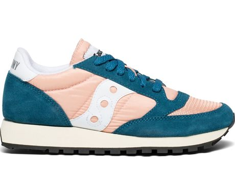Saucony Jazz Original Vintage Teal/Peach