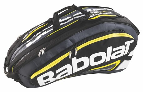 Babolat Team Line Racket Holder Yellow X12