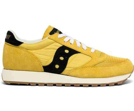 Saucony Jazz Original Vintage Yellow/Black