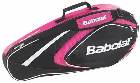 Babolat Club Line Racket Holder X3 Pink 2015
