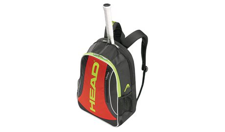 HEAD Elite Backpack Black/Red