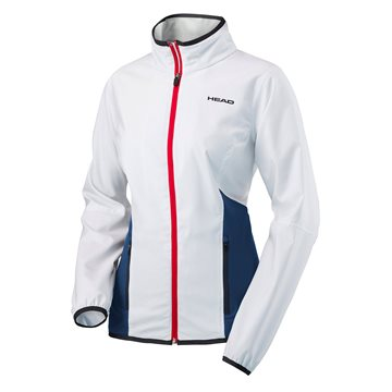 Produkt HEAD Club Jacket Women White