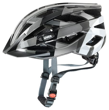 UVEX AIR WING, DARK SILVER-BLACK