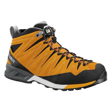 Dolomite Crodarossa Mid GTX Bright Orange/Black