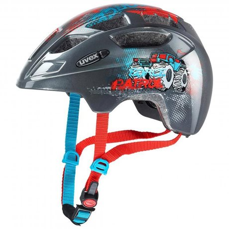 UVEX FINALE JUNIOR LED, FORCE PATROL (51-55 cm) 2019