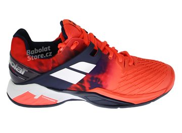 Produkt Babolat Propulse Fury Clay Men Red 2017