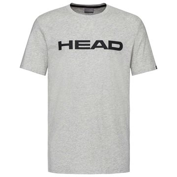 Produkt HEAD Ivan T-Shirt Junior Grey Melange/Black