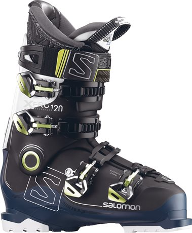 Salomon X PRO 120 Black/Petrol/Blue/White 17/18 391522