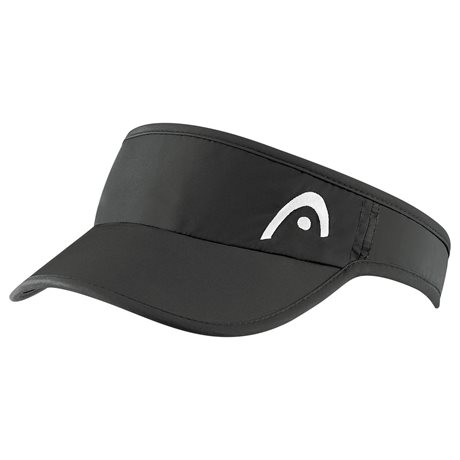 HEAD Pro Players Women´s Visor Black