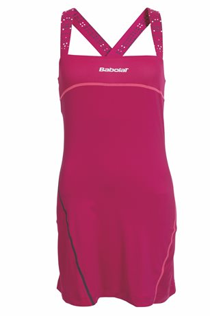 Babolat Dress Girl Match Performance Cherry Red 2015