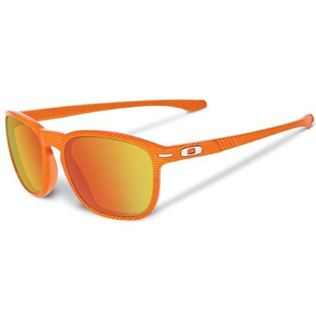 OAKLEY Enduro Fingerprint AtomicOrangew/FireIrd